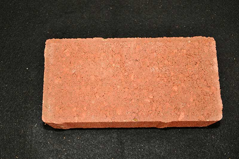 red holland paving stones