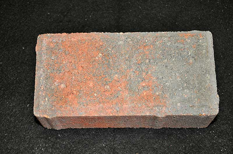 red black holland paving stones