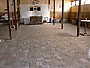 paver commercial floor